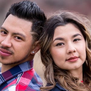 Day 684, Portraits of Jessica and Julio